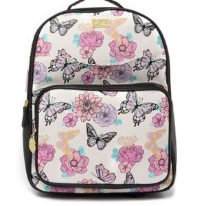 NWT BETSEY JOHNSON Austin Butterfly Backpack
